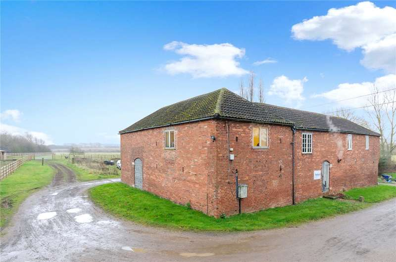 4 Bedrooms Plot Commercial for sale in Hougham Mill Lane, Marston, Grantham, NG32