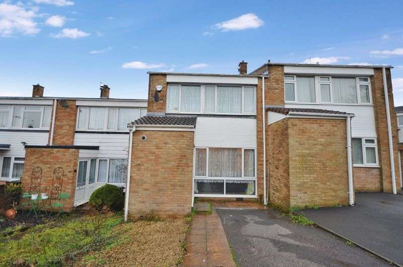 3 Bedrooms Terraced House for sale in Cardill Close, Bristol