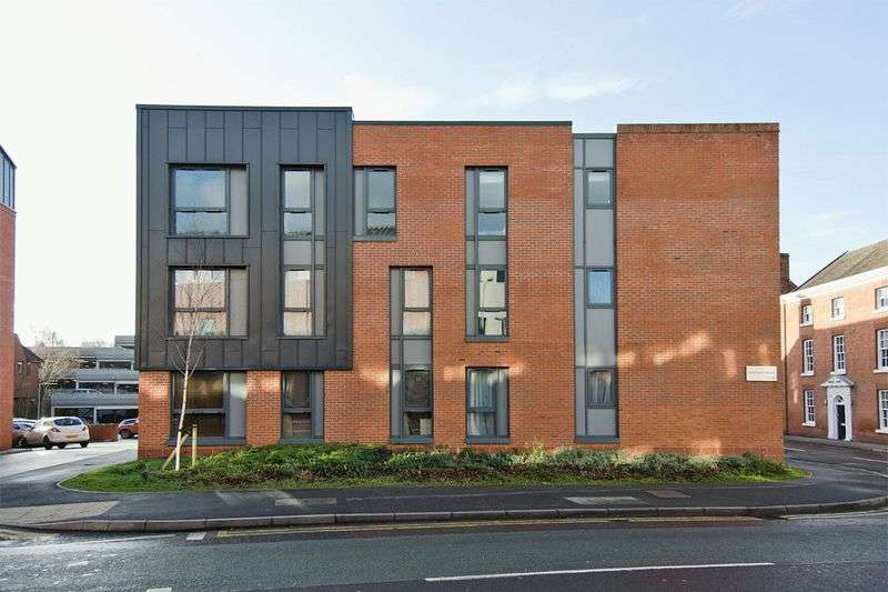 2 Bedrooms Flat for sale in Queen Street, Lichfield