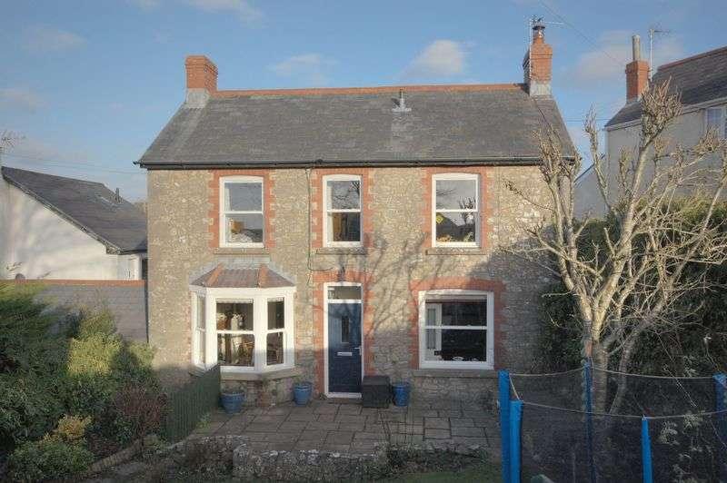 4 Bedrooms Detached House for sale in Bronwen, St Brides Major, Vale of Glamorgan, CF32 0SA