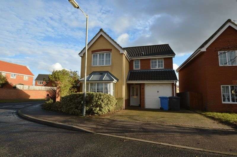 5 Bedrooms Detached House for sale in Mardle Street, Three Score, Norwich