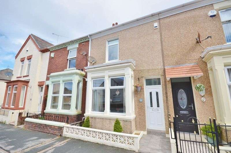 3 Bedrooms Terraced House for sale in Frostoms Road, Workington