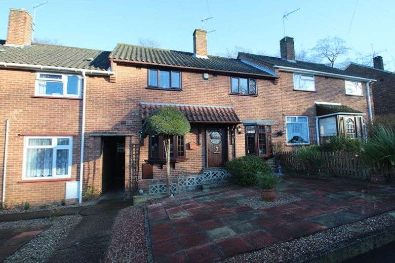3 Bedrooms Terraced House for sale in Maple Drive, Norwich