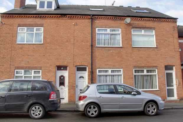 3 Bedrooms Terraced House for sale in Church Drive, Mansfield, Nottinghamshire, NG20 8DE