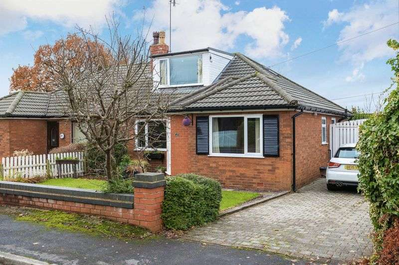 3 Bedrooms Semi Detached House for sale in Beechfield, Parbold
