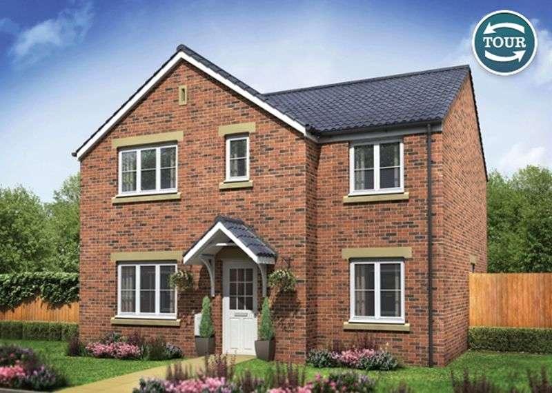 5 Bedrooms Detached House for sale in The Corfe at Moorfield, Moorfield Way, York, YO41 5PN