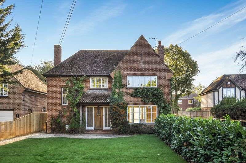 3 Bedrooms Detached House for sale in Oxford Road, Abingdon