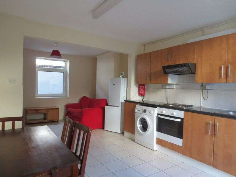 4 Bedrooms Terraced House for rent in St. Mary Magdalene Street, Brighton