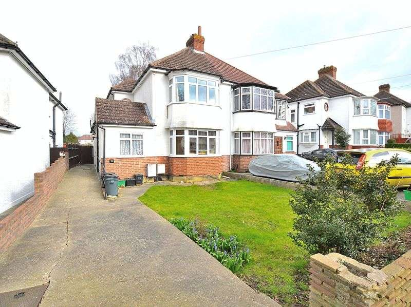 2 Bedrooms Semi Detached House for sale in Lime Tree Walk, West Wickham