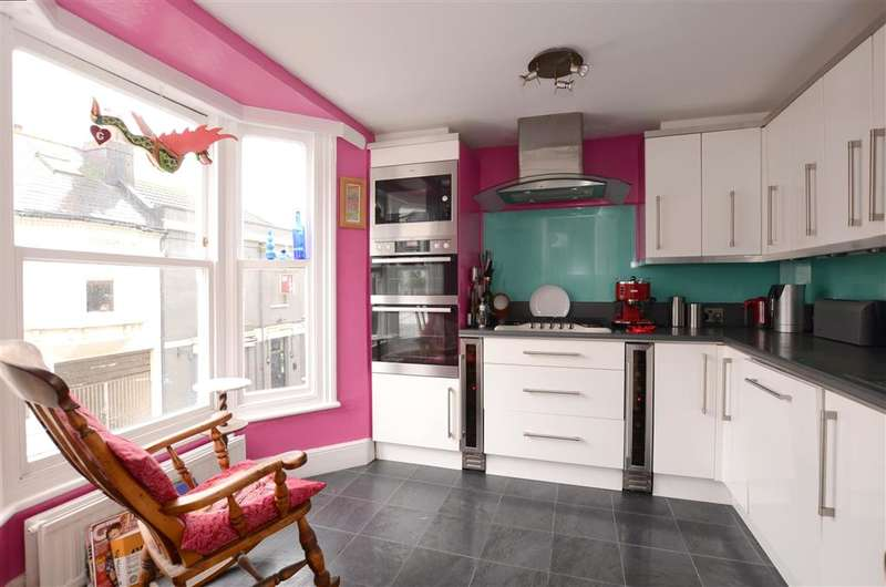 4 Bedrooms End Of Terrace House for sale in Sudeley Terrace, Kemp Town, Brighton, East Sussex