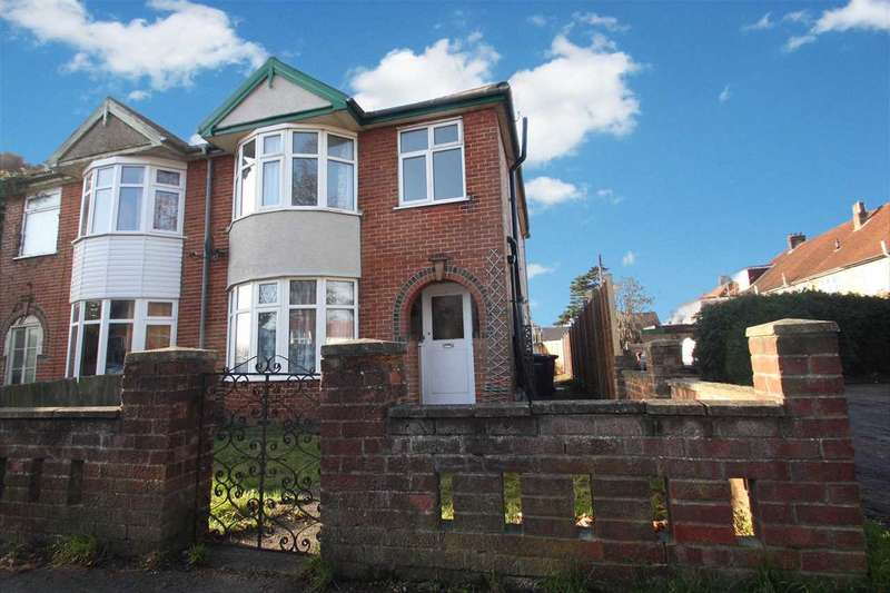 3 Bedrooms Semi Detached House for sale in Gordon Road, Ipswich