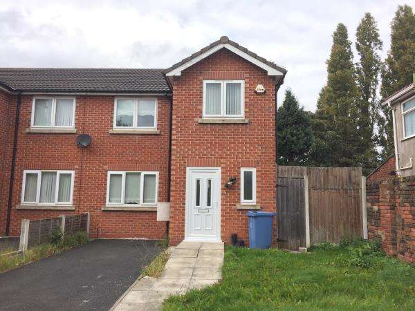 3 Bedrooms Terraced House for sale in 118A CARR LANE EAST, LIVERPOOL