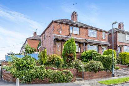 3 Bedrooms Semi Detached House for sale in Barnfield Road, Burslem, Stoke On Trent, Staffordshire
