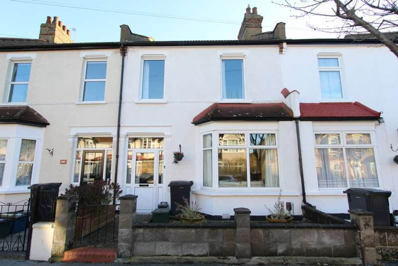 3 Bedrooms Terraced House for sale in Alderton Road, Addiscombe, CR0