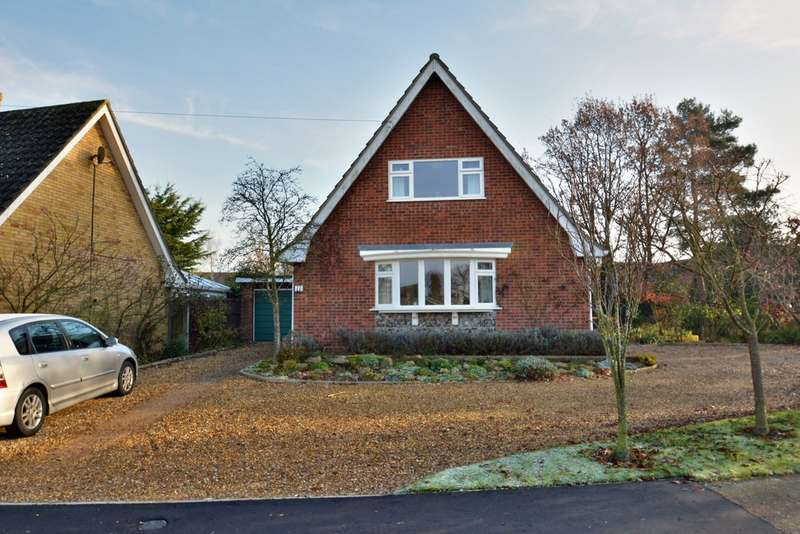 3 Bedrooms Detached House for sale in Lime Close, Harleston