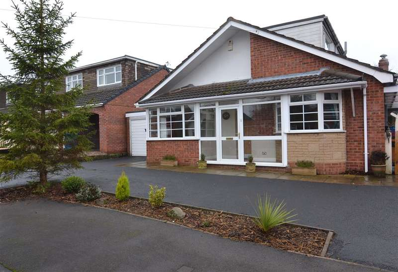 3 Bedrooms Bungalow for sale in Malthouse Lane, Bradley, Stafford