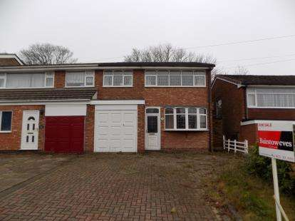3 Bedrooms Semi Detached House for sale in Fordwater Road, Sutton Coldfield, West Midlands