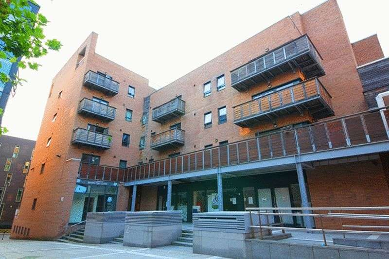 2 Bedrooms Flat for sale in Tradewind Square, City Centre, Liverpool, L1