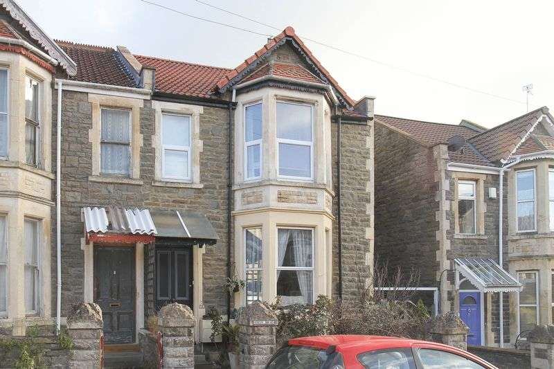 2 Bedrooms Flat for sale in Marson Road, Clevedon