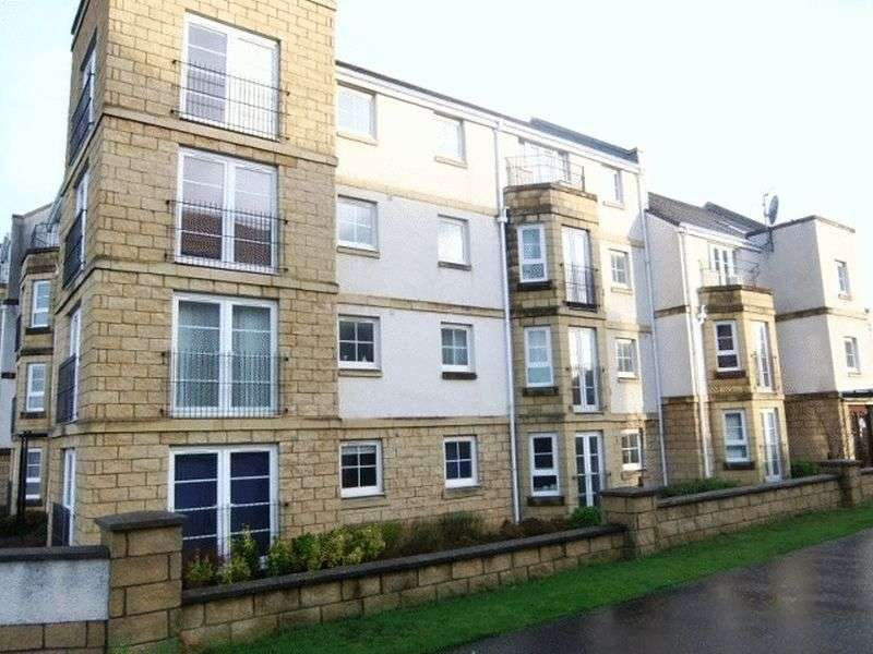 2 Bedrooms Flat for sale in Bittern Court, Dunfermline