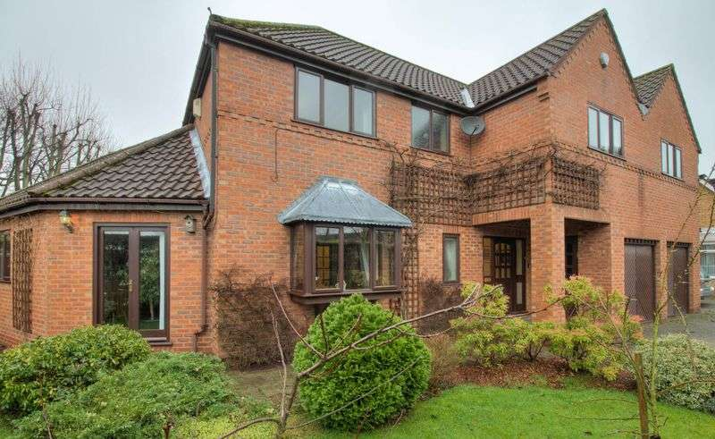 5 Bedrooms Detached House for sale in MOOR LANE, HAXBY
