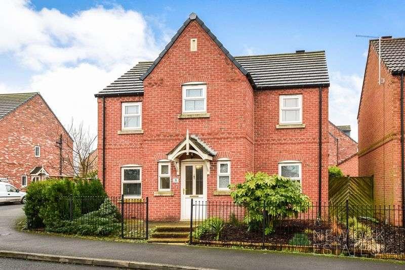 4 Bedrooms Detached House for sale in Pen Lane, Danesmoor