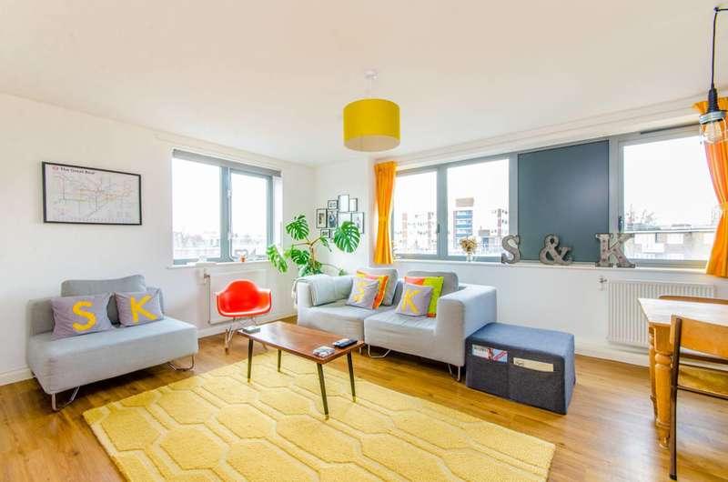 2 Bedrooms Flat for sale in Wenlock Street, Islington, N1