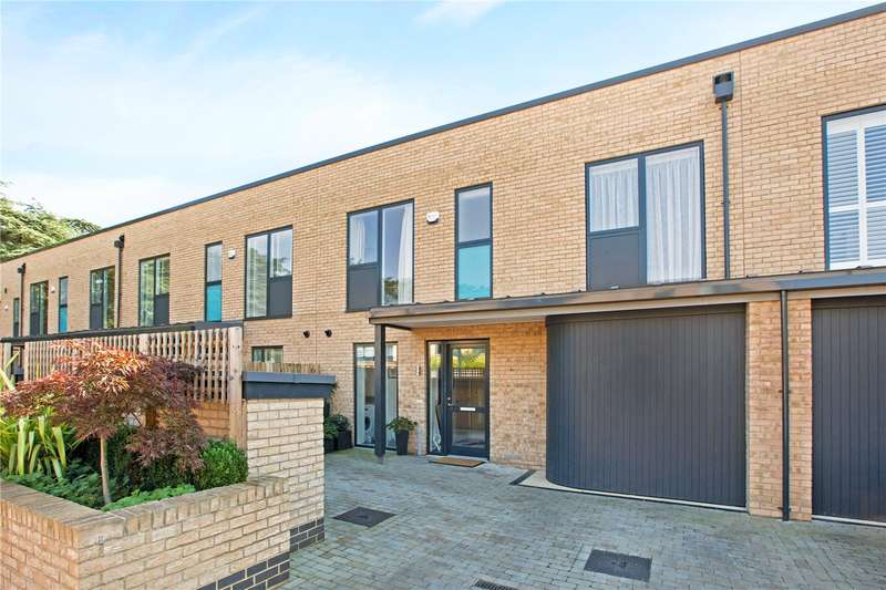 3 Bedrooms Terraced House for sale in Cliveden Gages, Taplow, Maidenhead, SL6