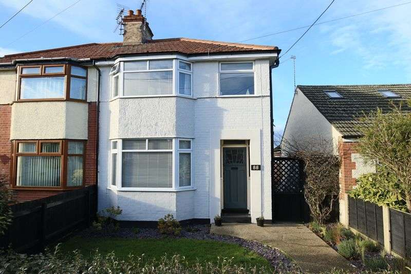 3 Bedrooms House for sale in Blackheath Road, Lowestoft
