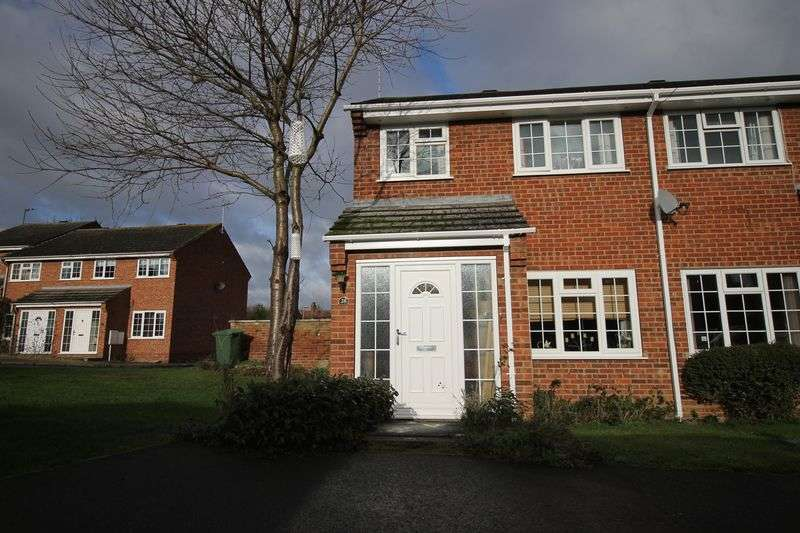 3 Bedrooms Semi Detached House for sale in Rectory Orchard, Lavendon