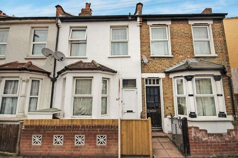 2 Bedrooms Terraced House for sale in Guildford Road, CR0 2HJ
