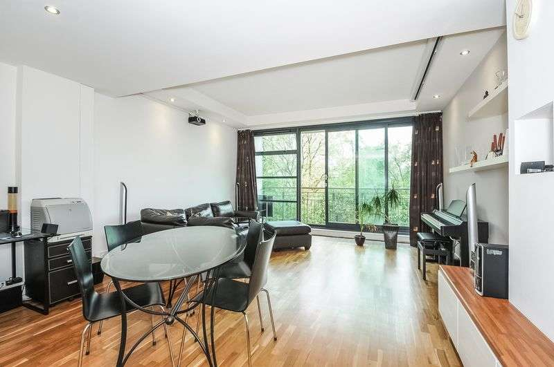 2 Bedrooms Flat for sale in Lexington Apartments,