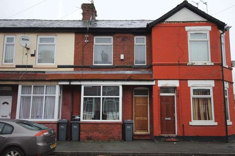 2 Bedrooms Terraced House for sale in Brocklehurst Street, Moston