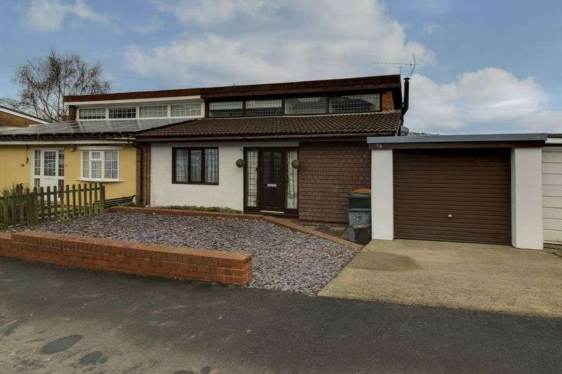 3 Bedrooms Semi Detached House for sale in The Moorings, Newport