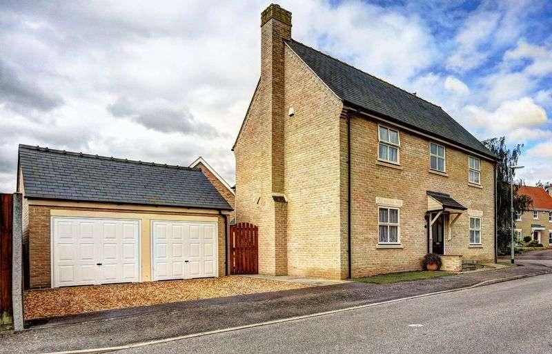 5 Bedrooms Detached House for sale in Warren Close, Wilburton