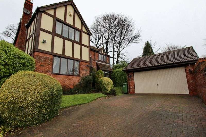 4 Bedrooms Detached House for sale in Ringley Chase, Whitefield, Manchester