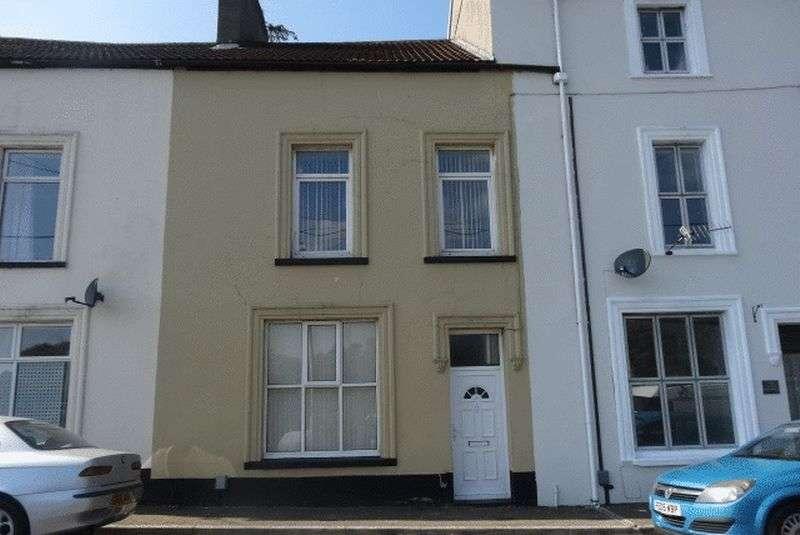 3 Bedrooms Terraced House for sale in Castle Buildings, Forest Road, Pontypridd CF37 1SZ