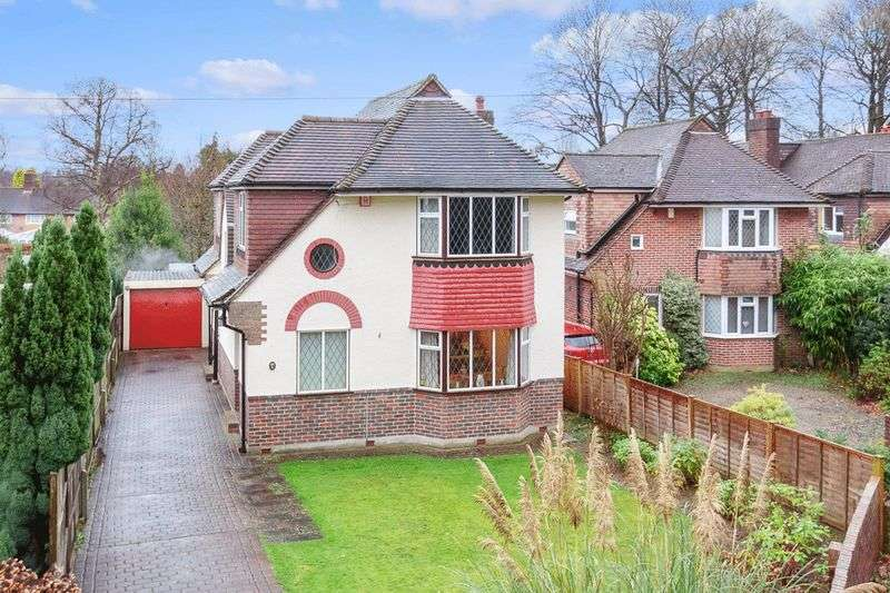 3 Bedrooms Detached House for sale in Tangier Way, Burgh Heath