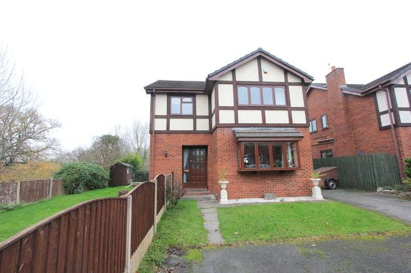 4 Bedrooms Detached House for sale in Nant Erw, Trefnant