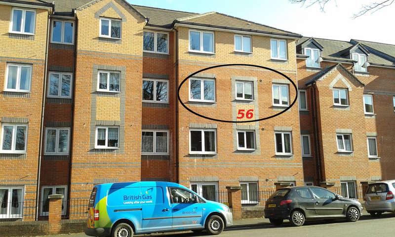 1 Bedroom Apartment Flat for sale in Britannia Road, Banbury