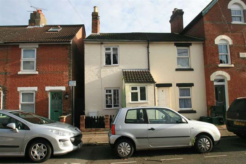 2 Bedrooms Semi Detached House for sale in James Street, New Town, Colchester