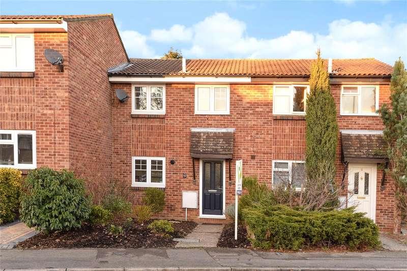 3 Bedrooms Link Detached House for sale in Avocet Crescent, College Town, Sandhurst, Berkshire, GU47