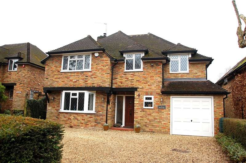 4 Bedrooms Detached House for sale in Ninnings Road, Chalfont St Peter, SL9