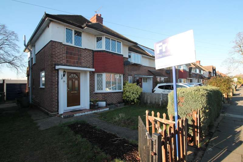 3 Bedrooms End Of Terrace House for sale in Windsor Drive, Ashford, TW15