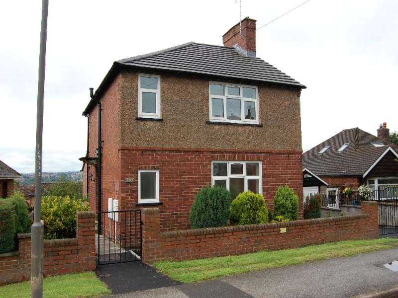 3 Bedrooms Detached House for sale in Over Lane, Belper, Derbyshire, DE56