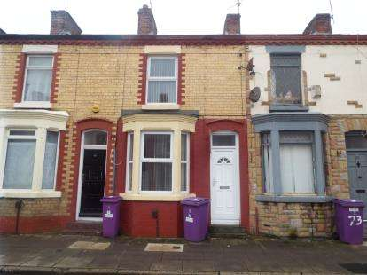 2 Bedrooms Terraced House for sale in Hinton Street, Liverpool, Merseyside, England, L6