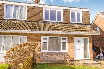 3 Bedrooms Semi Detached House for sale in Elmwood Drive, Penwortham, Preston, Lancashire, PR1