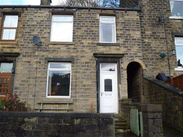 3 Bedrooms Terraced House for sale in New North Road, Slaithwaite, Huddersfield