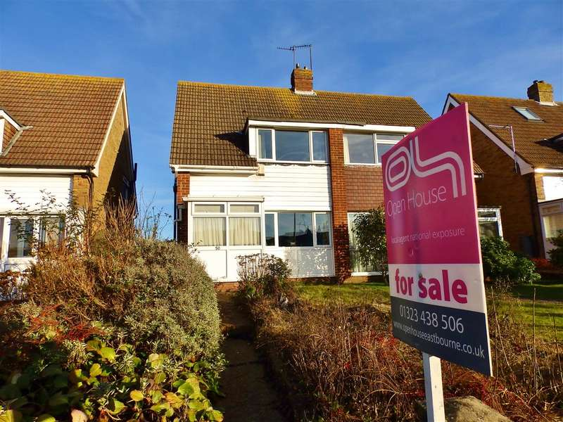 2 Bedrooms Semi Detached House for sale in Went Hill Gardens, Eastbourne