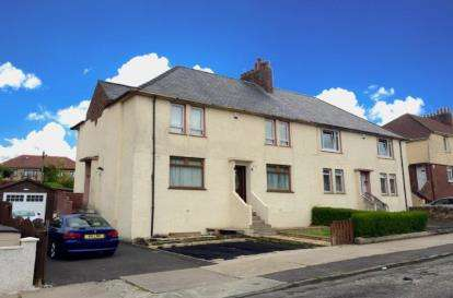 2 Bedrooms Flat for sale in Turnberry Drive, Kilmarnock